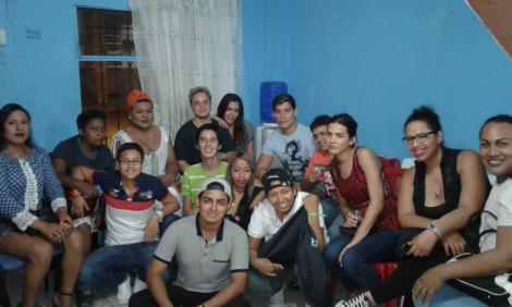 Reunión previa orgullo guayaquil - gay pride guayaquil ecuador 2017 8