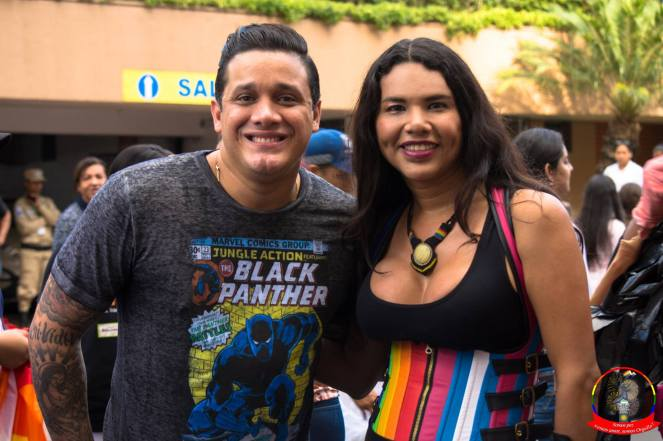 Orgullo guayaquil Gay pride Ecuador 2018 - Asociación silueta x - Federacion LGBT-Diane Rodriguez2