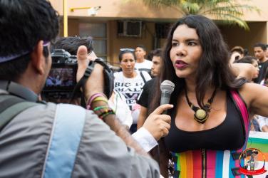 Orgullo guayaquil Gay pride Ecuador 2018 - Asociación silueta x - Federacion LGBT-Diane Rodriguez3
