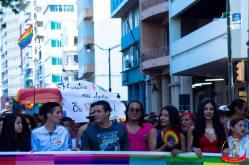 Orgullo guayaquil Gay pride Ecuador 2018 - Asociación silueta x - Federacion LGBT10