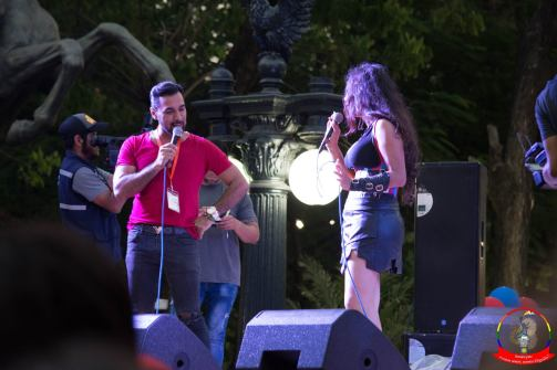 Orgullo guayaquil Gay pride Ecuador 2018 - Asociación silueta x - Federacion LGBT100