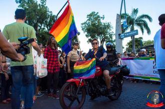 Orgullo guayaquil Gay pride Ecuador 2018 - Asociación silueta x - Federacion LGBT11