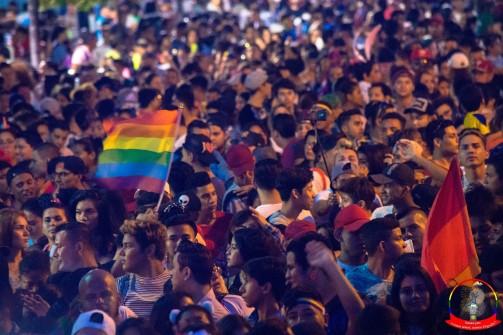 Orgullo guayaquil Gay pride Ecuador 2018 - Asociación silueta x - Federacion LGBT112