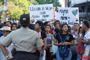 Orgullo guayaquil Gay pride Ecuador 2018 - Asociación silueta x - Federacion LGBT16