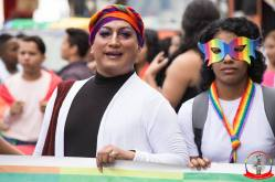 Orgullo guayaquil Gay pride Ecuador 2018 - Asociación silueta x - Federacion LGBT18