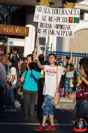 Orgullo guayaquil Gay pride Ecuador 2018 - Asociación silueta x - Federacion LGBT21
