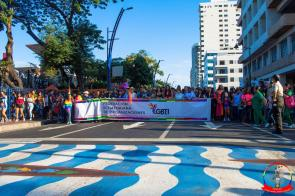 Orgullo guayaquil Gay pride Ecuador 2018 - Asociación silueta x - Federacion LGBT23