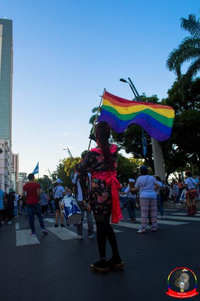 Orgullo guayaquil Gay pride Ecuador 2018 - Asociación silueta x - Federacion LGBT25