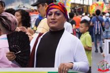 Orgullo guayaquil Gay pride Ecuador 2018 - Asociación silueta x - Federacion LGBT26