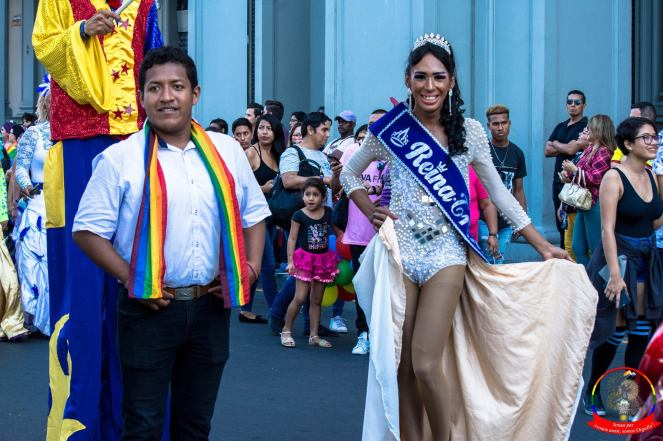 Orgullo guayaquil Gay pride Ecuador 2018 - Asociación silueta x - Federacion LGBT30