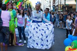Orgullo guayaquil Gay pride Ecuador 2018 - Asociación silueta x - Federacion LGBT31