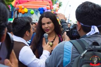 Orgullo guayaquil Gay pride Ecuador 2018 - Asociación silueta x - Federacion LGBT32