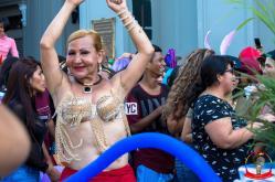 Orgullo guayaquil Gay pride Ecuador 2018 - Asociación silueta x - Federacion LGBT35