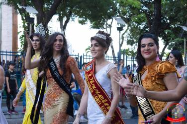 Orgullo guayaquil Gay pride Ecuador 2018 - Asociación silueta x - Federacion LGBT40
