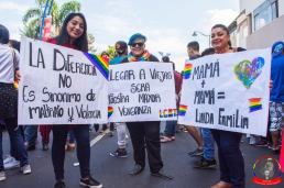Orgullo guayaquil Gay pride Ecuador 2018 - Asociación silueta x - Federacion LGBT41