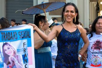 Orgullo guayaquil Gay pride Ecuador 2018 - Asociación silueta x - Federacion LGBT44