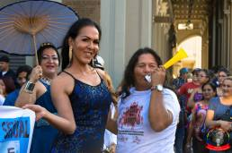 Orgullo guayaquil Gay pride Ecuador 2018 - Asociación silueta x - Federacion LGBT45