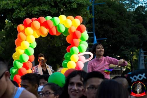 Orgullo guayaquil Gay pride Ecuador 2018 - Asociación silueta x - Federacion LGBT46