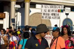 Orgullo guayaquil Gay pride Ecuador 2018 - Asociación silueta x - Federacion LGBT50