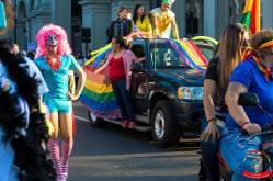 Orgullo guayaquil Gay pride Ecuador 2018 - Asociación silueta x - Federacion LGBT52