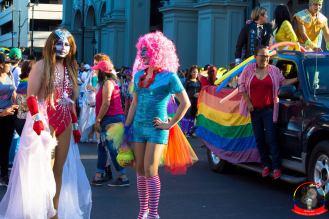 Orgullo guayaquil Gay pride Ecuador 2018 - Asociación silueta x - Federacion LGBT53