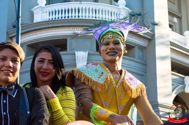 Orgullo guayaquil Gay pride Ecuador 2018 - Asociación silueta x - Federacion LGBT54