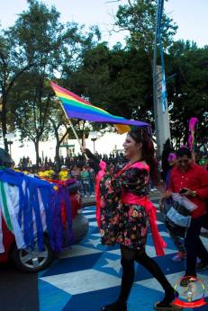 Orgullo guayaquil Gay pride Ecuador 2018 - Asociación silueta x - Federacion LGBT56
