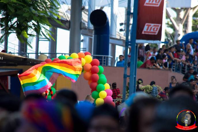Orgullo guayaquil Gay pride Ecuador 2018 - Asociación silueta x - Federacion LGBT58