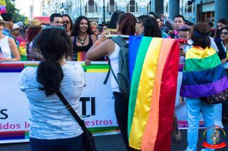 Orgullo guayaquil Gay pride Ecuador 2018 - Asociación silueta x - Federacion LGBT61