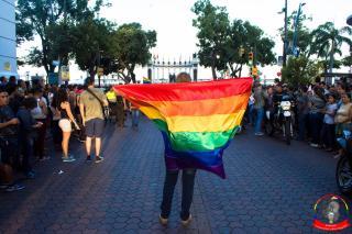 Orgullo guayaquil Gay pride Ecuador 2018 - Asociación silueta x - Federacion LGBT62