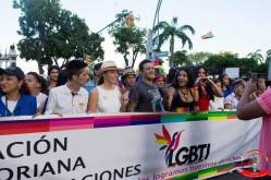 Orgullo guayaquil Gay pride Ecuador 2018 - Asociación silueta x - Federacion LGBT64