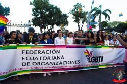 Orgullo guayaquil Gay pride Ecuador 2018 - Asociación silueta x - Federacion LGBT65