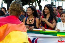 Orgullo guayaquil Gay pride Ecuador 2018 - Asociación silueta x - Federacion LGBT67