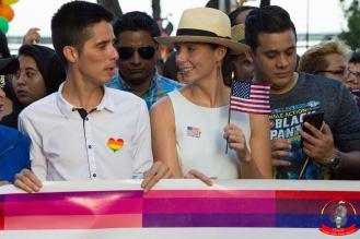 Orgullo guayaquil Gay pride Ecuador 2018 - Asociación silueta x - Federacion LGBT68