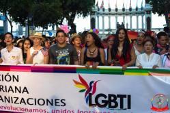 Orgullo guayaquil Gay pride Ecuador 2018 - Asociación silueta x - Federacion LGBT69