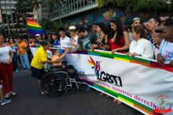 Orgullo guayaquil Gay pride Ecuador 2018 - Asociación silueta x - Federacion LGBT76