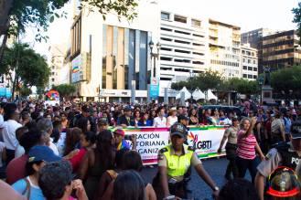 Orgullo guayaquil Gay pride Ecuador 2018 - Asociación silueta x - Federacion LGBT79