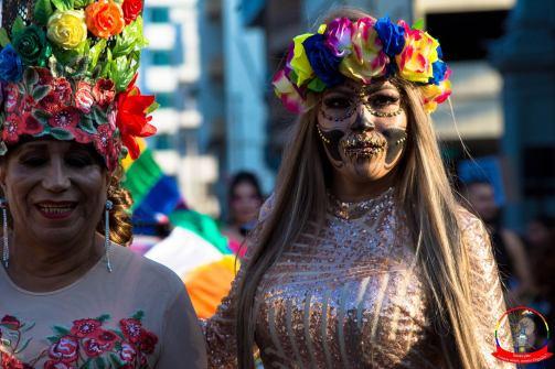 Orgullo guayaquil Gay pride Ecuador 2018 - Asociación silueta x - Federacion LGBT8