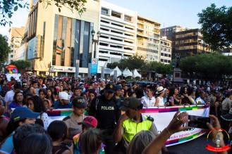 Orgullo guayaquil Gay pride Ecuador 2018 - Asociación silueta x - Federacion LGBT80