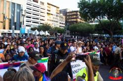 Orgullo guayaquil Gay pride Ecuador 2018 - Asociación silueta x - Federacion LGBT81