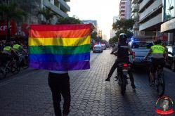 Orgullo guayaquil Gay pride Ecuador 2018 - Asociación silueta x - Federacion LGBT82