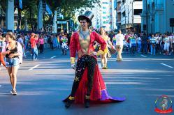 Orgullo guayaquil Gay pride Ecuador 2018 - Asociación silueta x - Federacion LGBT9