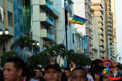 Orgullo guayaquil Gay pride Ecuador 2018 - Asociación silueta x - Federacion LGBT90