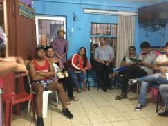 Reunión preparatoria del Orgullo Guayaquil pride gay guayaquil ecuador 2018 (11)