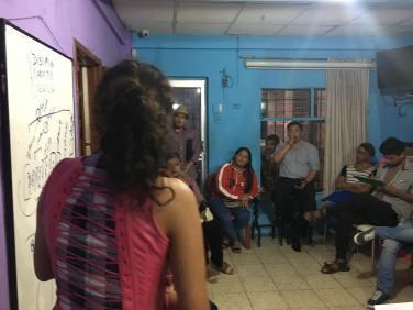 Reunión preparatoria del Orgullo Guayaquil pride gay guayaquil ecuador 2018 (12)