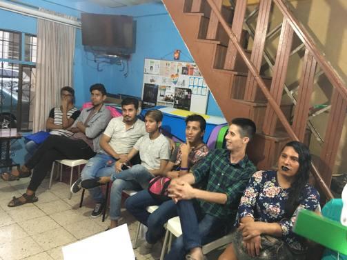 Reunión preparatoria del Orgullo Guayaquil pride gay guayaquil ecuador 2018 (13)