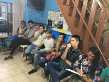 Reunión preparatoria del Orgullo Guayaquil pride gay guayaquil ecuador 2018 (2)