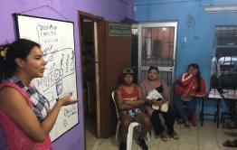 Reunión preparatoria del Orgullo Guayaquil pride gay guayaquil ecuador 2018 (3)