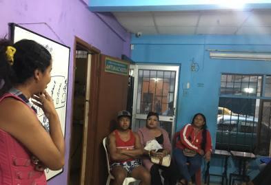 Reunión preparatoria del Orgullo Guayaquil pride gay guayaquil ecuador 2018 (6)