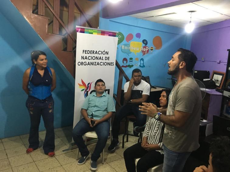 Reunión preparatorio del Orgullo Gay Guayaquil Pride Guayaquil Ecuador 2018 (1)